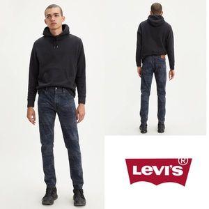 New! Levi's 512 Slim Taper Jeans 32/32